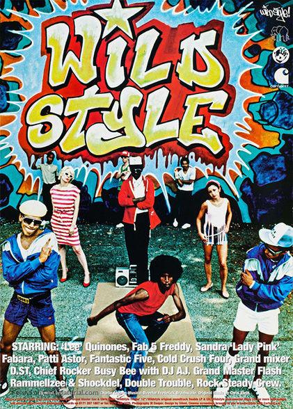 Wild Style movie