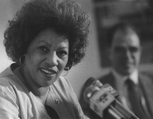 Toni Morrison at the University at Albany, 1984