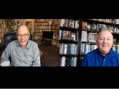 Video interview: Poet, poetry translator, and essayist Pierre Joris