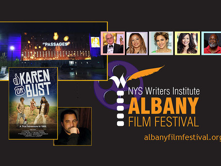 Albany Film Festival: Coming up this weekend