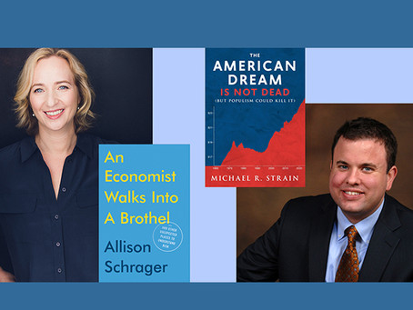 Telling the Truth 2020: Allison Schrager and Michael Strain