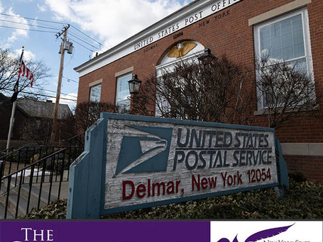 """Poetry Friday: """"A Trip to the Post Office"""""""