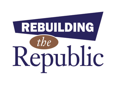 """Announcing our new series:""""Rebuilding the Republic"""""""