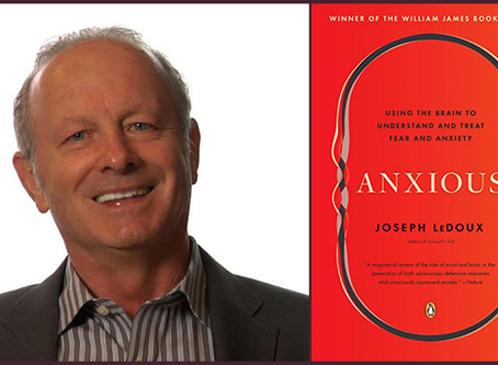 Neurobiologist / musician Joseph LeDoux on anxiety and fear