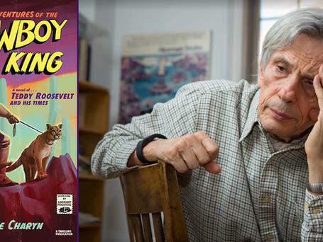 Talking Teddy with novelist Jerome Charyn