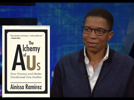 """Ainissa Ramirez, scientist, inventor, and """"Science Evangelist"""""""