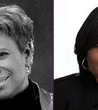 Yolanda Caraway and Minyon Moore - Thursday, February 27