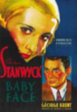 Baby Face movie poster