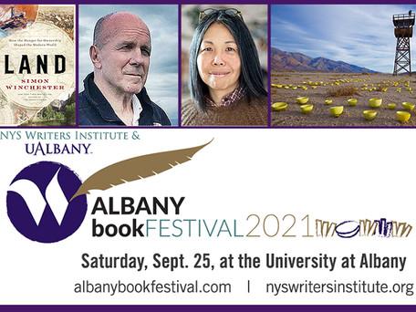 Albany Book Festival spotlight: Simon and Setsuko Winchester