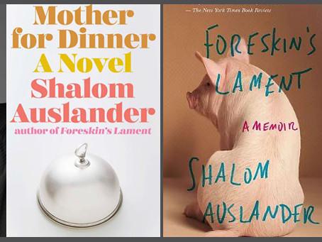 "Advice from writer Shalom Auslander, ""Get offline. Seriously."""