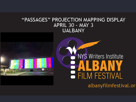 "Albany Film Festival ""Passages"" event starts Friday night"