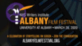 Albany Film Festival March 28, 2020