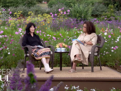 Poet Joy Harjo: What's your formula for the healing of America?