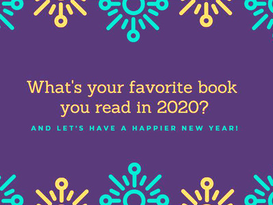 What's your favorite book you read in 2020?