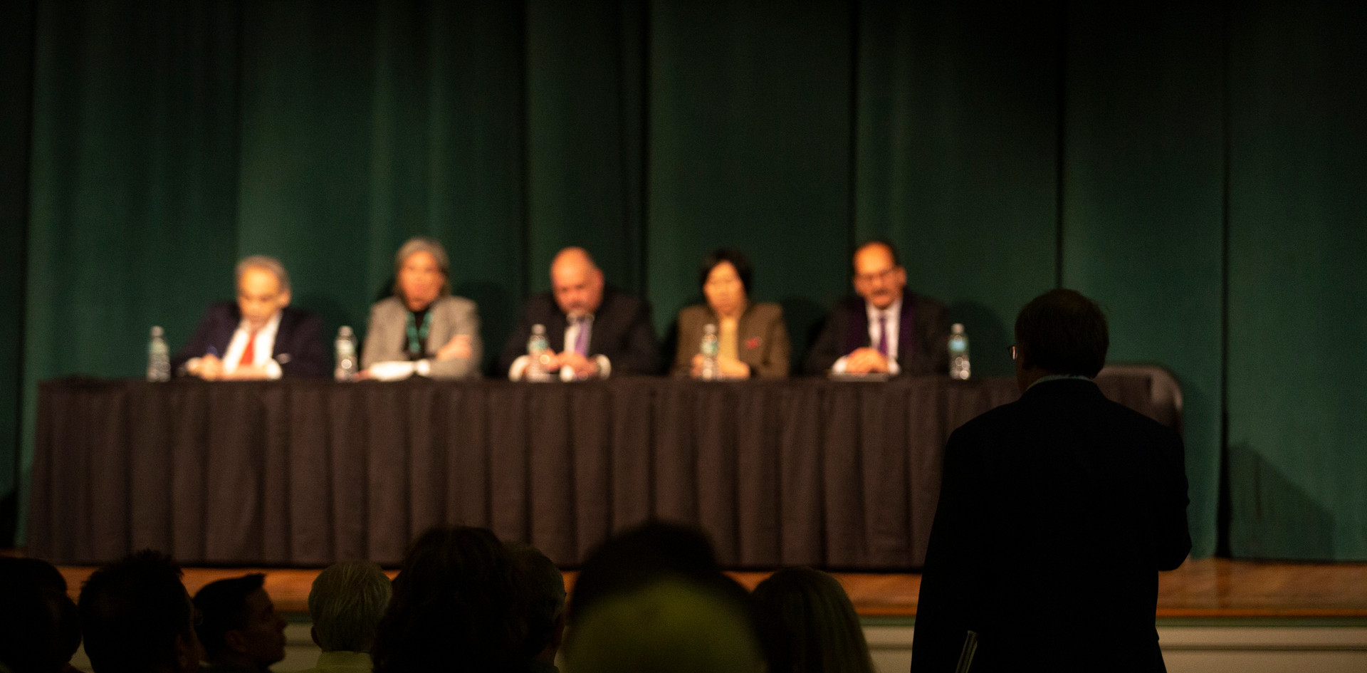 Lessons of Hurricane Maria panel discussion