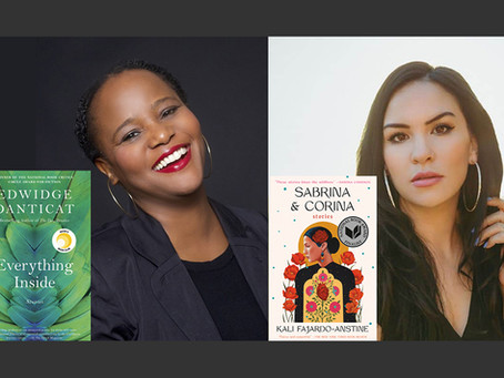 Edwidge Danticat and Kali Fajardo-Anstine: The Joys of the Short Story Form