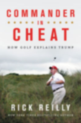 Rick Reilly, Commander in Cheat.jpg