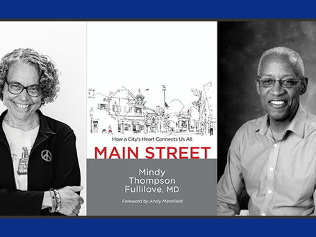"Conversation: ""Main Street: How a City's Heart Connects Us All"""