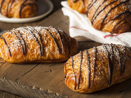 "Poetry Friday: ""Chocolate Croissant"""
