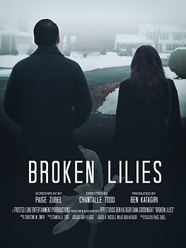 Broken Lilies  Director - Chantalle Todd  Dramatic Short Film