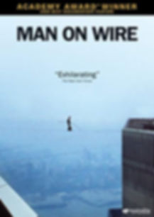 Man on Wire screening Sept 27, 2019 at UAlbany