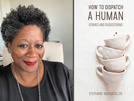 Q&A with Stephanie Andrea Allen, scholar, publisher, author