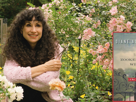 """Catching up with Diane Ackerman, author of """"The Zookeeper's Wife"""""""