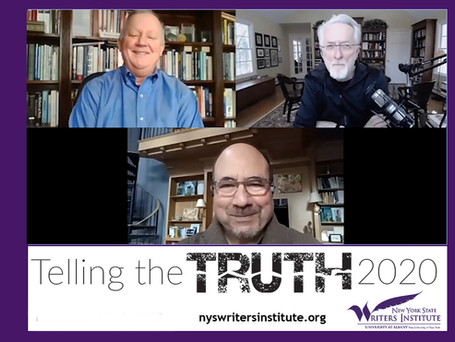 Telling the Truth 2020: Craig Newmark and Jeff Jarvis