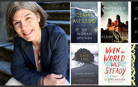 """""""We'll get through this""""--  novelist Claire Messud"""