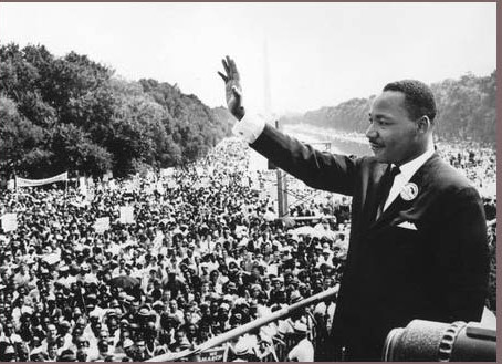 On the occasion of Martin Luther King Jr. Day