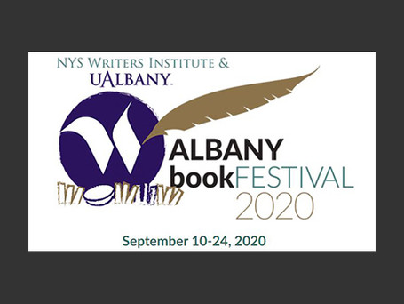 Albany Book Festival: One week down, one to go!