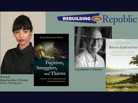 "Rebuilding the Republic: ""The Multicultural Foundations of American Society"""