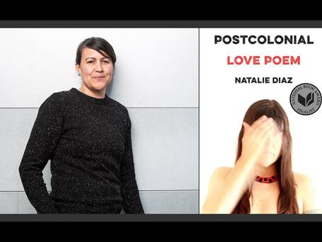 Poet Natalie Diaz, interviewed by Joshua Bartlett