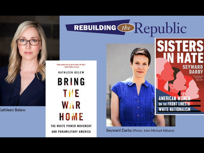 """Rebuilding the Republic: """"The Front Lines of Hate"""""""