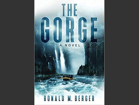 Author/professor Ron Berger discusses his new book set in the Hudson River Gorge