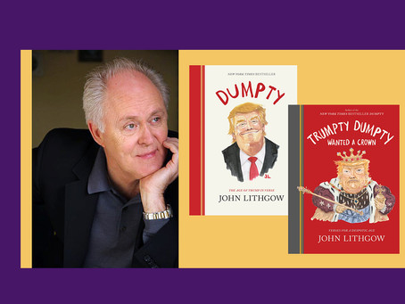 Telling the Truth 2020: Actor and author John Lithgow