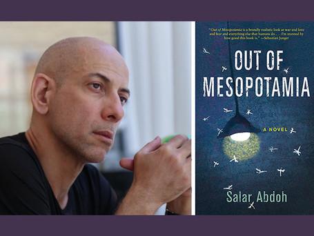 Q&A: Iranian-American writer Salar Abdoh