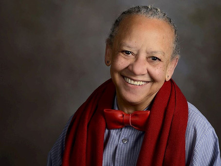 """Q&A with poet Nikki Giovanni: """"Social comforting"""""""