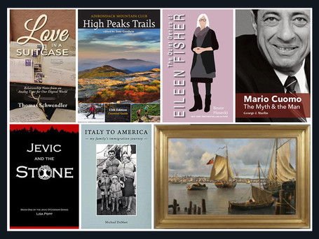 """Jack Rightmyer's """"Local books for summer reading."""" Share yours!"""