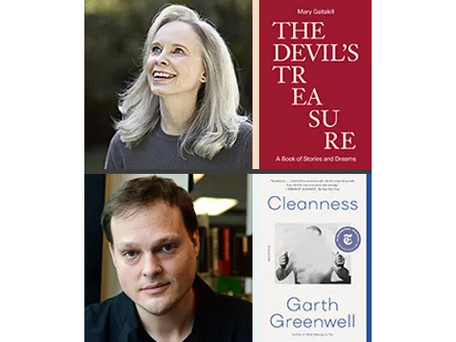 Albany Book Festival author spotlight: Mary Gaitskill and Garth Greenwell