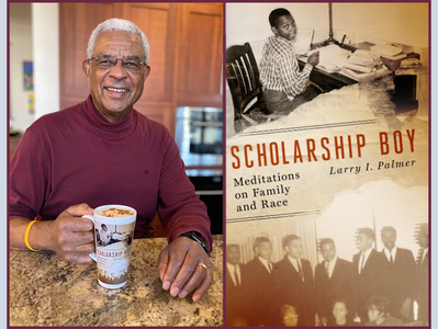 Larry Palmer: Author of Scholarship Boy: Meditations on Race and Family