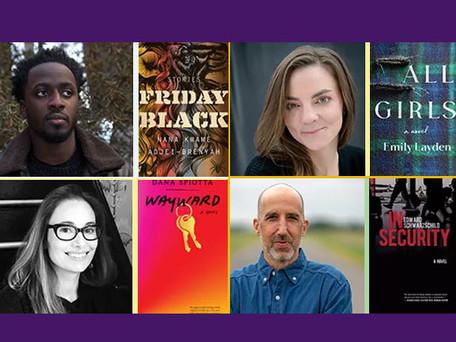 More Book Festival authors: Nana Kwame Adjei-Brenyah, Emily Layden, Dana Spiotta, Ed Schwarzschild