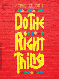 """Do the Right Thing"" - Friday, February 28"