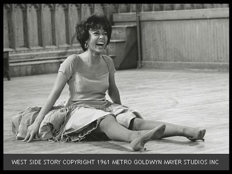 Did you catch Rita Moreno on NPR's Fresh Air?