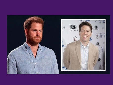 Prince Harry's ghostwriter a past Writers Institute guest author