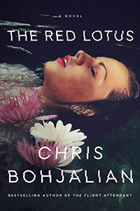 """""""The Red Lotus"""" book cover"""