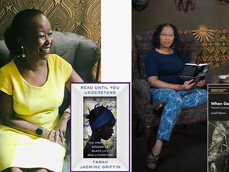 Albany Book Festival spotlight: Farah Jasmine Griffin and Janell Hobson