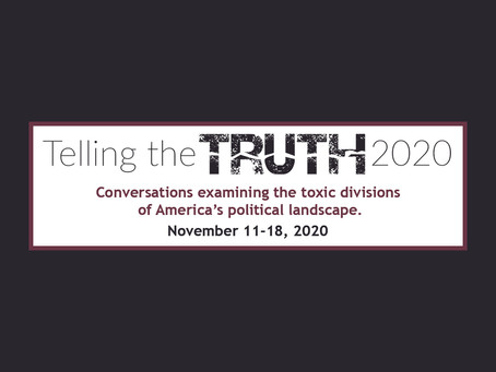 A Message to Our Audience: Telling the Truth 2020
