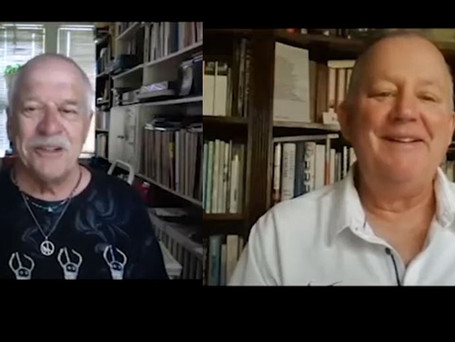 Video interview with poet / photographer Dan Wilcox