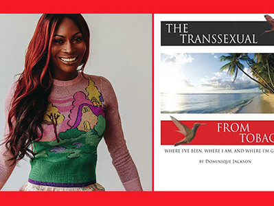 """You're invited: Dominique Jackson, """"The Transsexual from Tobago"""""""
